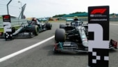 Valtteri Bottas pips Lewis Hamilton to pole at Formula One's 70th Anniversary Grand Prix