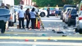 One killed, 20 injured in shooting at Washington DC party