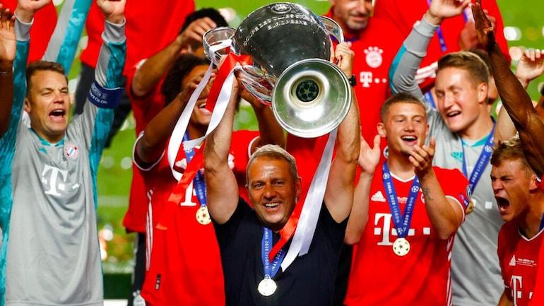 Bayern Munich Win Champions League Amazing Teamwork Key To Treble Season Says Coach Hansi Flick Sports News