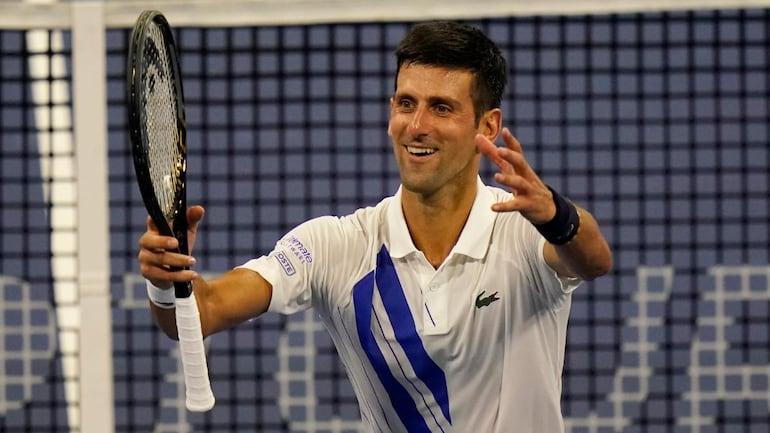 Novak Djokovic Wins Serena Williams Survives Upset Bid To Advance At Western And Southern Open Sports News
