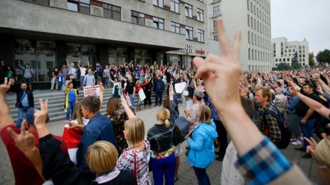 EU to blacklist up to 20 Belarus officials to build pressure on leader Lukashenko