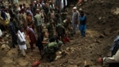 Afghanistan flash floods kill 160, search for bodies continues