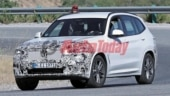 2022 BMW X3 facelift spotted with minor exterior updates
