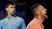 Hell of a player but went missing when leadership was needed: Kyrgios slams Djokovic for Adria Tour again