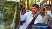 My phones being tapped, alleges Karnataka Congress chief DK Shivakumar, state govt rubbishes claim