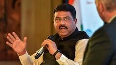 File photo of Union Minister Dharmendra Pradhan