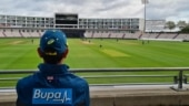 Australia cricketers resume cricket after 5 months with a rain-marred practice match in England