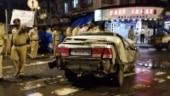 Mumbai: 4 dead after speeding car rams into pavement at Crawford Market