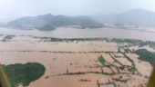 Andhra: First warning signal raised as river Godavari continues to remain in spate