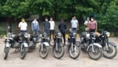 Delhi Police recover seven stolen Bullet bikes, two arrested for vehicle lifting