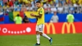 Premier League: Colombian striker James Rodriguez likely to move to Everton from Real Madrid