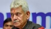 J&K: LG designate Manoj Sinha arrives in Srinagar, to take oath on Friday