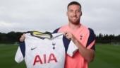 Premier League: Tottenham Hotspur sign Irish defender Matt Doherty on four-year contract