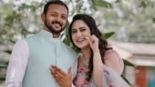 Miya George gets engaged to Ashwin in a grand ceremony. See viral pics