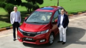 New Honda Jazz facelift launched in India; Here are price, features, specs, other details