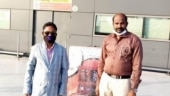 Telangana man returns home 5 years after unexpectedly crossing Oman border