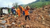 Three more bodies recovered from Pettimudi landslide site, toll reaches 61, nine still missing