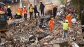 Raigad building collapse: Death toll reaches 13; builder, architect booked