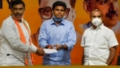 Coimbatore: Grand welcome lands new BJP entrant Annamalai in trouble for violating lockdown rules