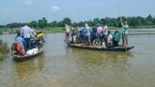 Flood situation in Bihar worsens, 53.67 lakh people affected