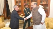 Home Minister Amit Shah condoles Pranab Mukherjee's death, says he left behind huge void in Indian polity