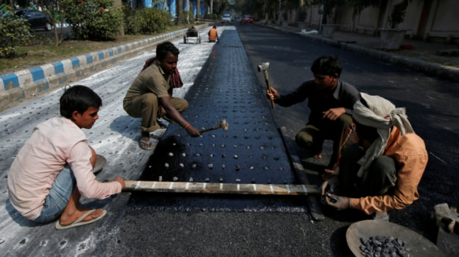 One third Indians think Modi govt has helped only big businesses: Mood of the Nation