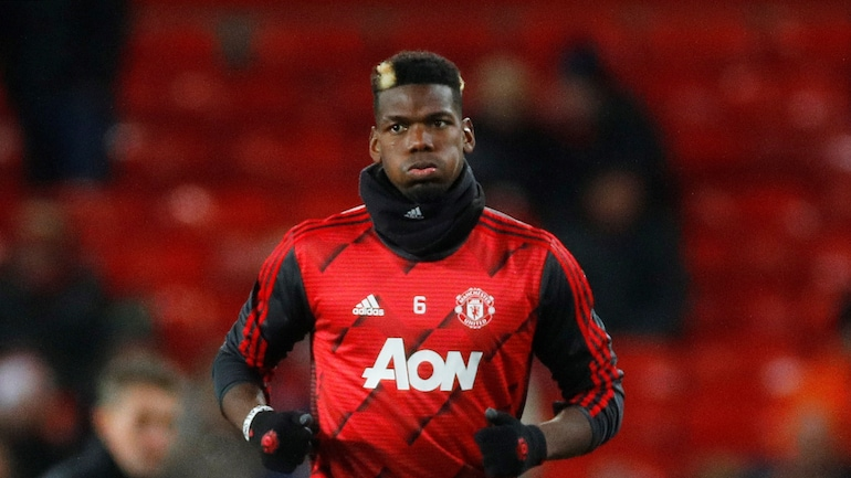 Paul Pogba tests positive for coronavirus (Reuters Photo)