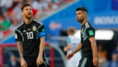 Sergio Aguero removes No.10 from Instagram handle, mutes Messi's name from Twitch live chat