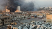 Massive explosion destroys Beirut port, leaves city shattered, dozens killed, over 2,500 injured