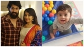 Radhika Pandit trashes rumours about her son being called Ayush: Junior is getting a name soon