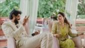 Samantha Akkineni shares candid pic with Rana Daggubati on wedding day: Time to celebrate you