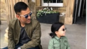 MS Dhoni's daughter Ziva is already missing her father: Miss you and the bike rides