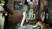 UP: Country bomb explodes in Kanpur's Bagahi area