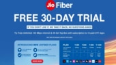 Reliance JioFiber announces unlimited broadband plans starting at Rs 399