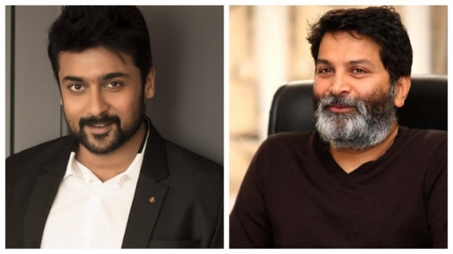 Suriya and Trivikram Srinivas to come together for a family entertainer?