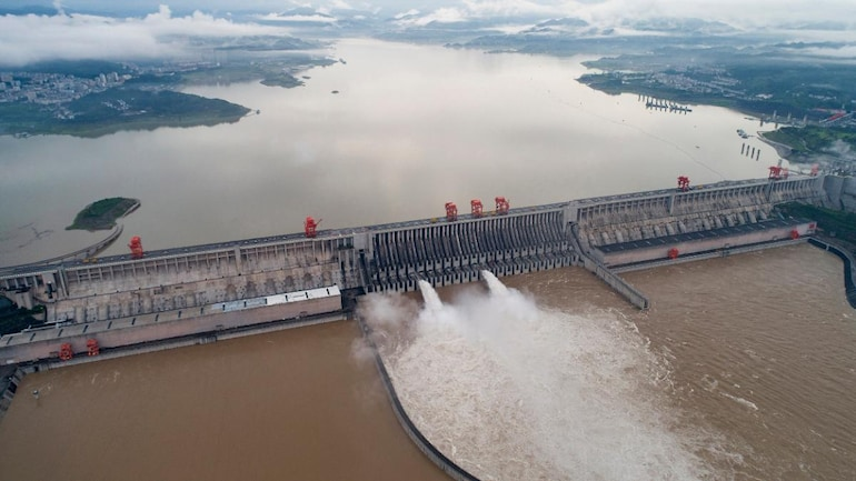 [REPRESENTATIVE IMAGE] File photo of Three Gorges Dam in China's Hubei, world's biggest hydropower project