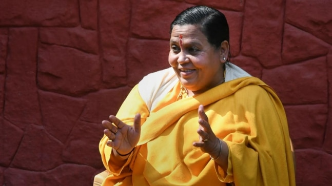BJP leader Uma Bharti tests positive for coronavirus  - India Today RSS Feed  IMAGES, GIF, ANIMATED GIF, WALLPAPER, STICKER FOR WHATSAPP & FACEBOOK