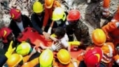 Raigad building collapse: 5-year-old rescued from debris after 18 hours