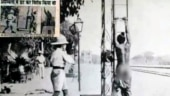 Fact check: This is not Bhagat Singh getting flogged in the viral image