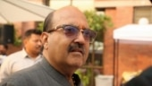 Political leaders, relatives pay last tributes to Amar Singh