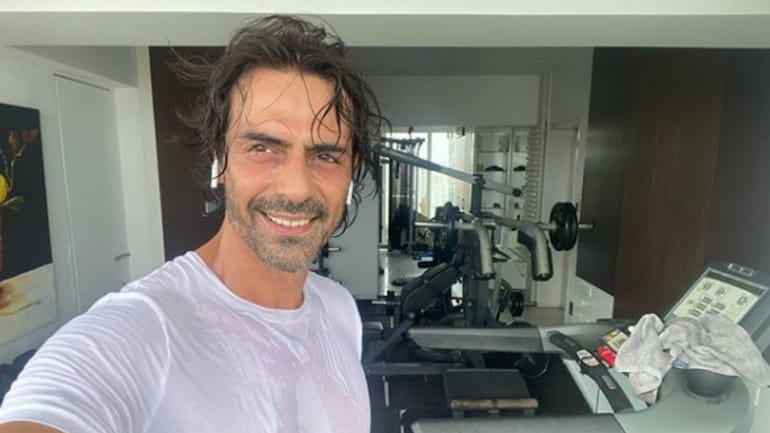 Image posted on Instagram by Arjun Rampal.