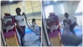 Beirut explosion: Domestic help risks her life to save child. Chilling video goes viral