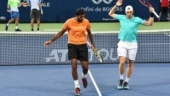 Rohan Bopanna-Denis Shapovalov exit Western and Southern after 1st-round loss