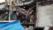 Maharashtra: Part of dilapidated building collapses in Mira-Bhayandar