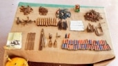 Illegal arms manufacturing unit busted in Odisha's Naxal-infested Malkangiri district, huge cache of ammunition seized