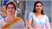 Fashion Friday: Deepika Padukone's gajra mohabbat wala and half-sarees in Chennai Express
