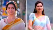 Deepika Padukone in stills from Chennai Express.