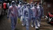 WHO hopes coronavirus pandemic ends in 2 years as Europe battles rising cases