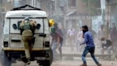 Fact Check: Did Kashmir witness stone-pelting like this viral post claims?