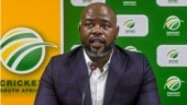 Cricket South Africa terminates employment of CEO Thabang Moroe